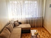 Nuomojamas jaukus 1 kambario butas Verkių g.  Butas šviesus, labai ekonomiškas, jaukus ir kokybiškai įrengtas.   Garantuojame...