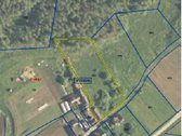 For sale, 28a the land plot in Traku district, Bedugnes village.