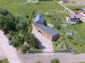 Parduodamas namas yra Sargėnų ribose, šalia