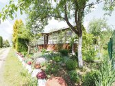 Parduodamas sodo sklypas su nameliu Barčių