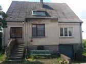 Parduodamas namas 25 km nuo Kauno, su 25 a