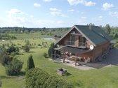 Namai Šalia Giedraičių 4 Kambarių. Gamtos
