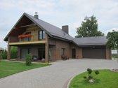 Namas šiuolaikiškai įrengtas 216 kv.m., 4