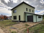 Parduodamas naujai pastatytas namas naujoje