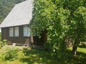 Parduodamas restauruotas sodo namelis Greičių