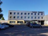 Administracinis ir sandėliavimo pastatai su