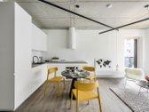 Minimalistinio Urban stiliaus ir praktiško