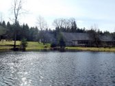 Sodyba tarp II ežerų su 12 ha žemės sklypu