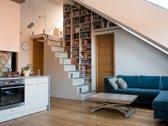 Parduodamas naujai įrengtas, trijų kambarių
