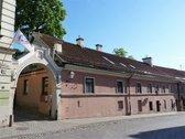 Istorinėje Vilniaus senamiesčio dalyje