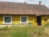 Skubiai parduodamas medinis namas Lavoriškių