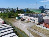 Parduodamas gamybinis-sandeliavimo pastatas