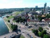 Perku butus ir bendrabučius Vilniuje. Tinka
