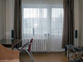 Nuomojamas tvarkingas 1 kambarių butas