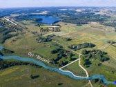 Parduodamas žemės sklypas su 115 metrų