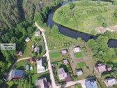 Parduodamas sodo namas su 6 arų žemės sklypu.