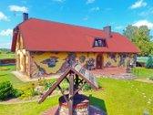 Namas arba Vila prie upės stilingas 256,37 kv