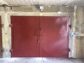 Parduodamas sausas garažas su naujai įvesta