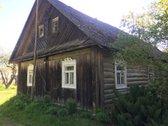 Jaukus, senovinis namas, ramioje vietovėje.