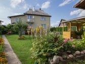 Parduodamas kokybiškai įrengtas namas Ožkiniuose