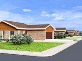 Naujas gyvenamųjų namų kvartalas Tauralaukyje