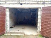 Mūrinis garažas Vilkpėdės g. 8 su