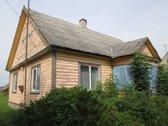 Parduodamas gyvenamasis namas Kaišiadorių sav