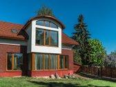 Namas pastatytas ramioje ir gražioje vietoje