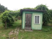 """Parduodamas sodas su nameliu """"Sb Bitutė""""."""