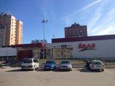 """Prekybos centre """"šilas"""", esančiame Petrašiūnų"""