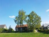 Parduodamas rastinis namas- sodyba 9 km. nuo