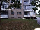 Parduodamas 3 kambarių butas pirmame aukšte