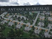 """""""Švento Antano"""" kvartalas"""