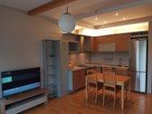 Nuomojamas įrengtas 2 kambarių 50 kv. m butas
