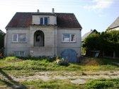 Parduodamas nebaigtos statybos namas su