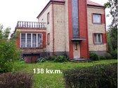 Parduodamas 138 Kv.m. Mūrinis Namas Su 22 A.
