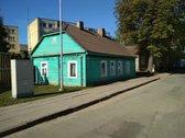 Parduodamas namas, Pakruojo miesto centre. 68