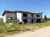 Parduodamas naujas nebaigtos statybos namas