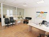 Nuomojamos įrengtos administracinės patalpos