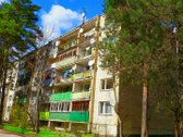 Parduodamas 4-ių kambarių butas mūriniame