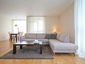 Parduodamas tvarkingas erdvus dviejų kambarių