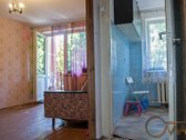 Parduodamas 2 kambarių butas Šnipiškėse. - nuotraukos Nr. 2
