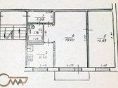 Parduodamas 2 kambarių butas Šnipiškėse.