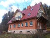 Parduodamas 3 aukštų gyvenamas namas ypač