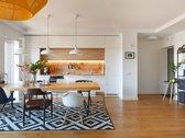 Išskirtinio dizaino 2 kambarių butas su 14 kv