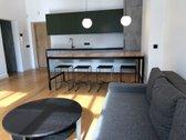 Nuomojamas naujai įrengtas 2 kambarių butas,
