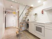 Parduodamas vieno kambario butas (loftas)
