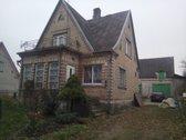 Namas Raseinių mieste, patogioje ir gražioje