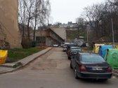Garažas randasi pačiame Vilniaus centre, už