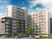 Naujos statybos būstas su panoraminiu vaizdu.